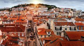 Lissabon Überblick